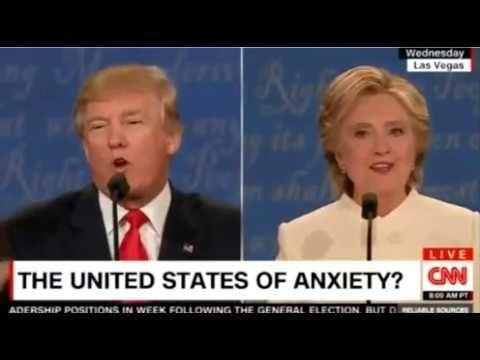 NEW POLLS SHOW WIDENING CLINTON LEAD ON CNN Breaking News