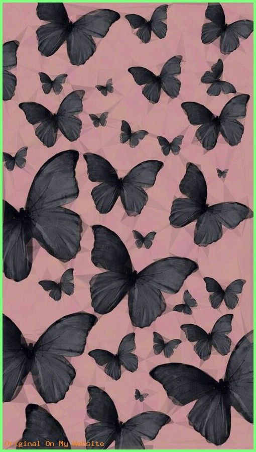 Wallpaper Backgrounds Aesthetic Black Butterflies Jcm These Black Wallpaper On Yo Butterfly Wallpaper Iphone Black Wallpaper Iphone Background Wallpaper