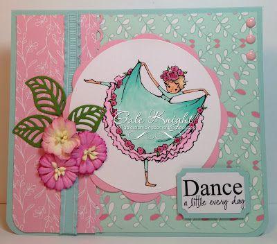 Little Dancer Rose from ADFD