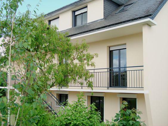 Résidence Habitat Jeunes Les Bouvreuils - Les Amitiés Sociales - Noyal-Châtillon-sur-seiche