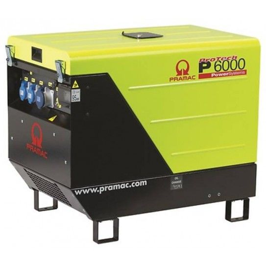 Pramac Yanmar 6kva Avr Diesel Generator With Auto Start Capability If You Re Looking For A Generator Built For Generators For Sale Generation Generator Price