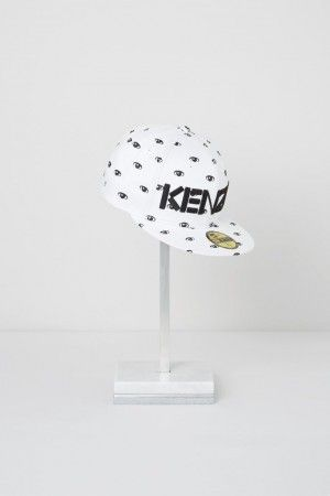 "Kenzo x New Era ""Eye"" Cap Collection"