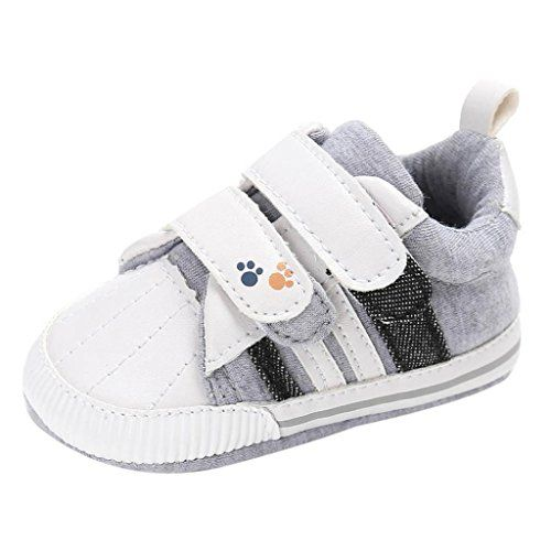 Newborn Infant Baby Girls Canvas Floral Crib Shoes Soft Sole Anti-slip Sneakers