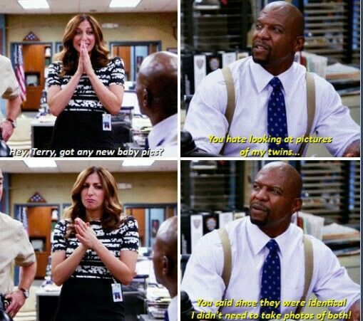 Brooklyn Nine Nine S Terry Is A Great Example Of What Modern Masculinity Could Be Femestella Brooklyn Nine Nine Funny Brooklyn Nine Nine Brooklyn