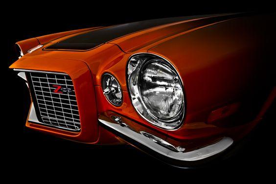 """""""Z Orange"""" (by Neil Banich Photography)"""