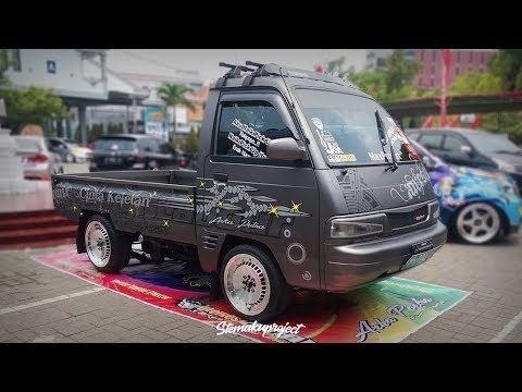 Paling Populer 18 Gambar Mobil Carry Keren Modifikasi Suzuki Carry Pick Up Simple Tapi Keren From Www Youtube Com Suzu Modifikasi Mobil Mobil Mobil Keren