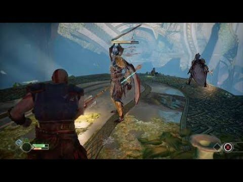 God Of War Walkthrough Gameplay Destroying Stone Ancient Fast Commentary Ps4 Youtube God Of War Action Adventure Game Adventure Games