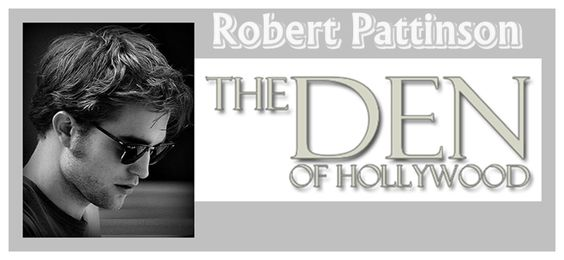 Robert Pattinson Saindo Do The Den Of Hollywood Co...