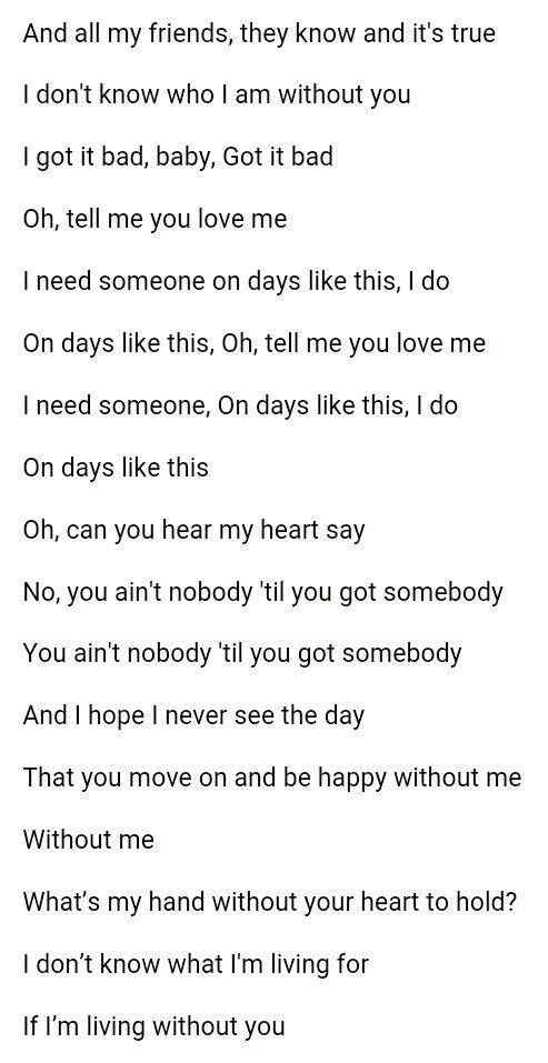 Tell Me You Love Me Demi Lovato Lyrics Needsomebody Demi Lovato
