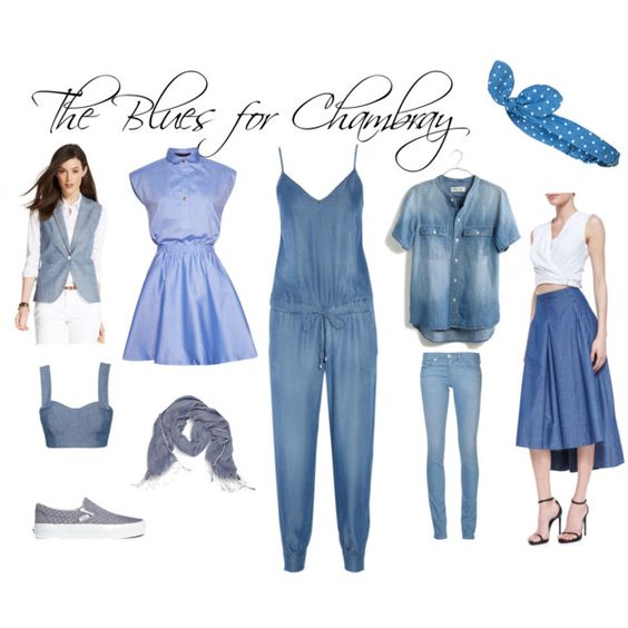 The Blues for Chambray.