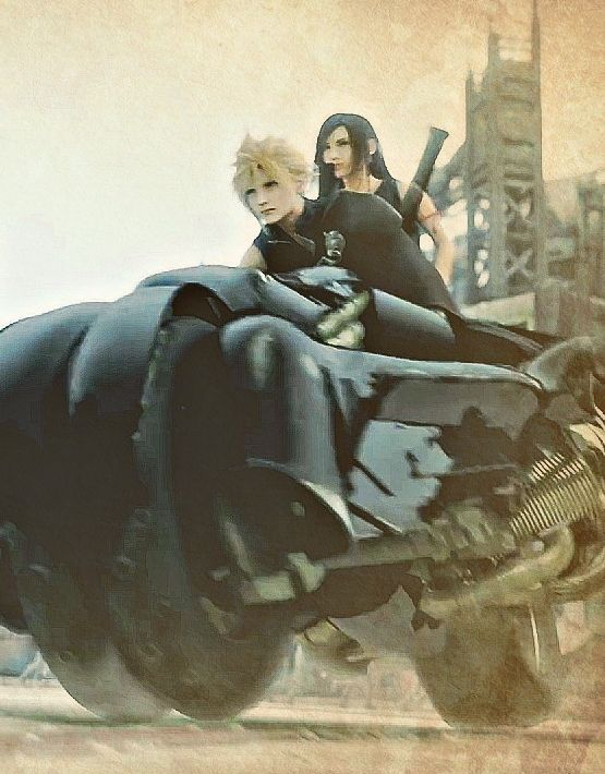 Pin By Us Fa On On Living Legacy Of Final Fantasy Vii Final Fantasy Characters Final Fantasy Vii Final Fantasy Cloud