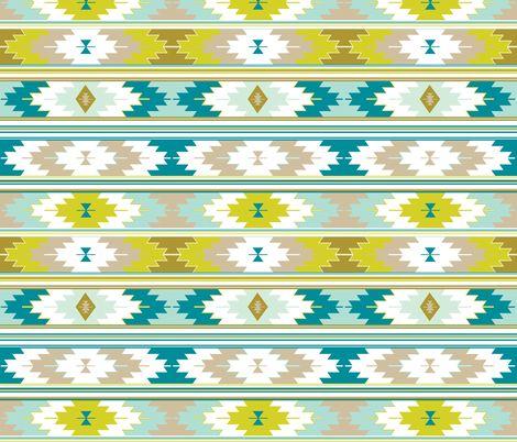 lime kilim fabric by eivie