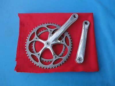 SHIMANO ULTEGRA FC 6500 CRANKSET 175 mm CRANK ROAD DOUBLE OCTALINK   INT'L SHIP