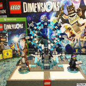 Lego Dimensions for Xbox One -  'Around Here...November 2015' at www.elistonbutton.com - Eliston Button - That Crafty Kid