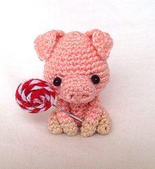 Amigurumi To Go Crochet Along Pig : Pinterest The world s catalog of ideas