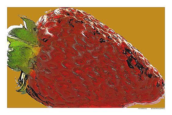 ChaelMontgomery.com: strawberry