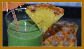 Cantinho dos Sabores: Suco Detox de Abacaxi