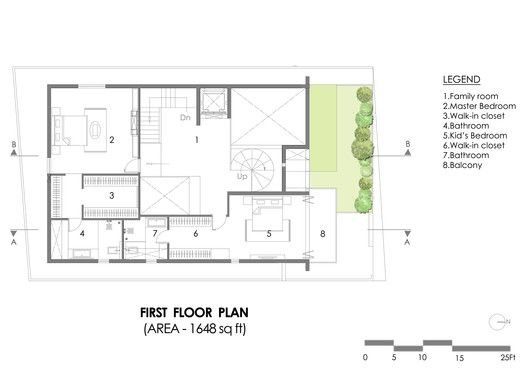 Gallery Of House In The Air Technoarchitecture 21 Building Plans House Best Modern House Design Floor Plans