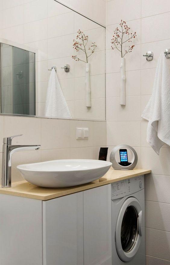 minimalist apartment apartment design and washing machines on