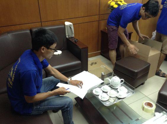 Dịch vụ chuyển nhà trọn gói uy tín tại Hà Nội: