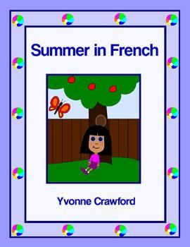 french summer vocabulary sheets printables matching bingo games bingo pools and sun. Black Bedroom Furniture Sets. Home Design Ideas