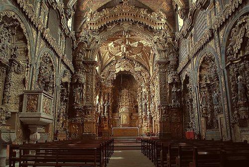 Porto - Portugal | 128.2009 Igreja de Santa Clara - Porto - … | Flickr
