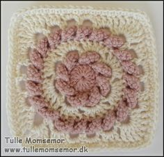 Image result for fisherman's ring granny square