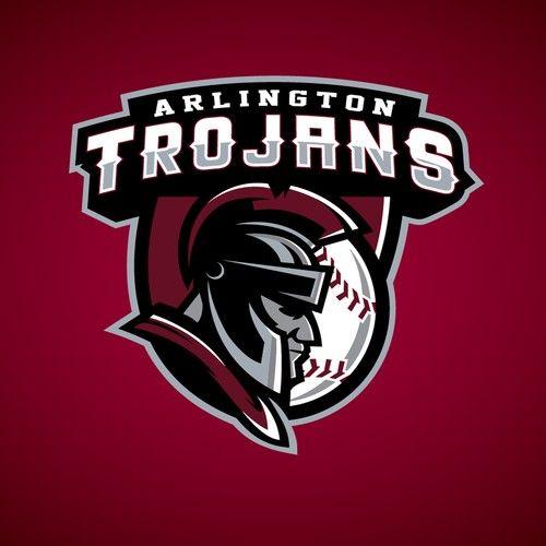 Trojans Design Our New Baseball Team Logo We Provide Affordable Baseball Entertainment To A Hyper Loca Logo Design Sports Logo Inspiration Rustic Logo Design