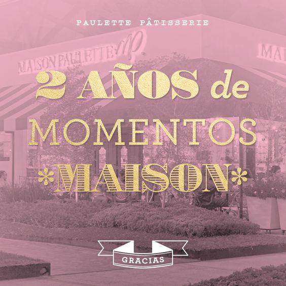 #MaisonPaulette