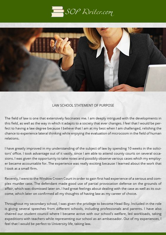 Writing Service For Law School Statement Of Purpose SoP Writer - statement of purpose