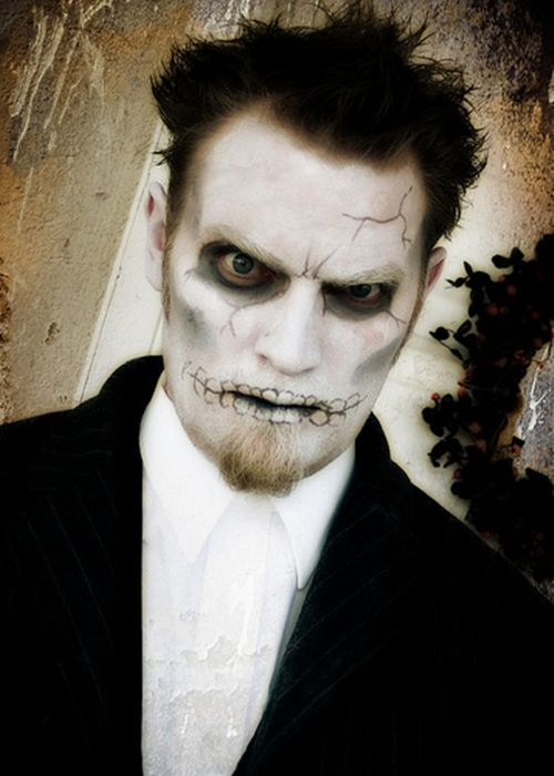 LINA ALZATE (paorestrepo582) en Pinterest - maquillaje de vampiro hombre