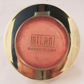 Blush Crush: Milani Baked Blushes