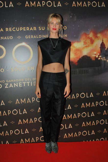 """Liz Solari - Estreno de la película """"Amapola"""""""