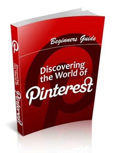 Discovering The World Of Pinterest PDF eBook with Full resale rights!