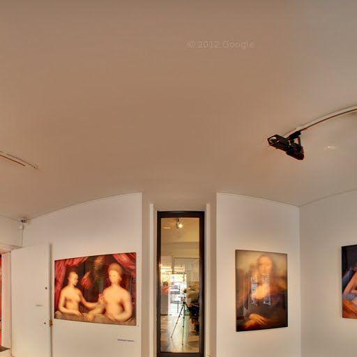 Google Maps Street View @galeriew #galeriew #contemporaryart #gallery #art #artspace