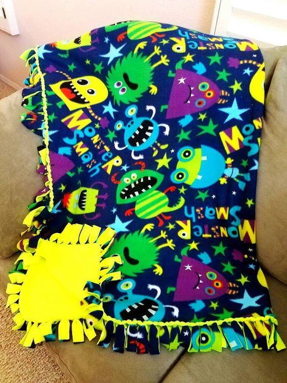 Check out this item in my Etsy shop https://www.etsy.com/listing/256711043/blue-monsters-glow-in-the-dark-no-sew