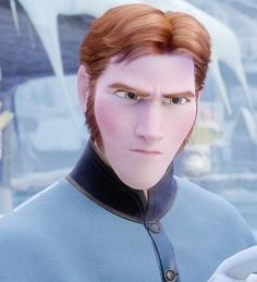"I got Hans! Are You More Kristoff Or Hans From ""Frozen""?:"