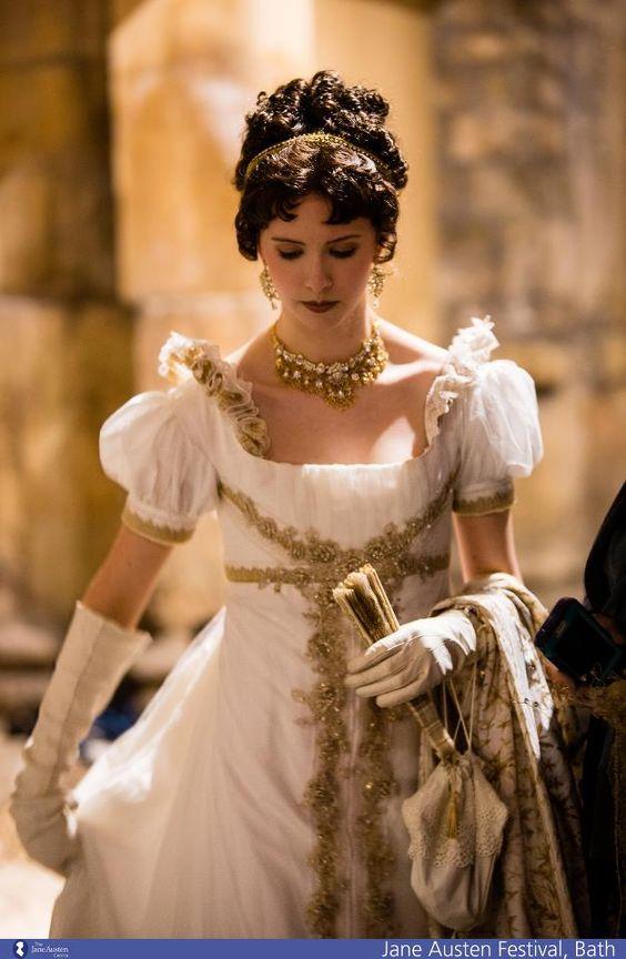 Jane Austen en Bath Festival Baile de Máscaras