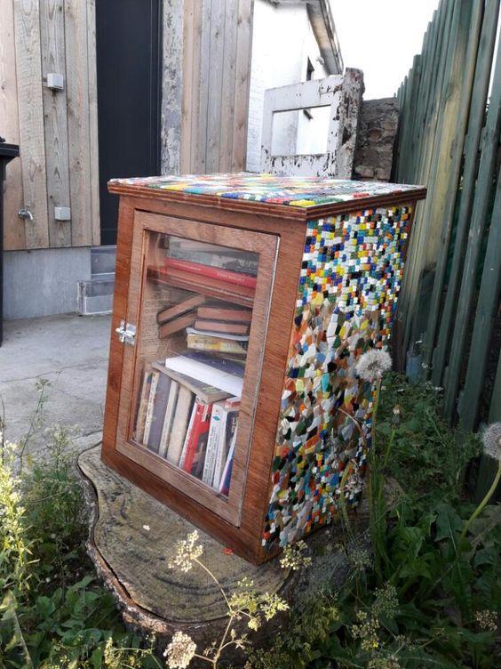 Boite à livres Pont-à-Celles 6