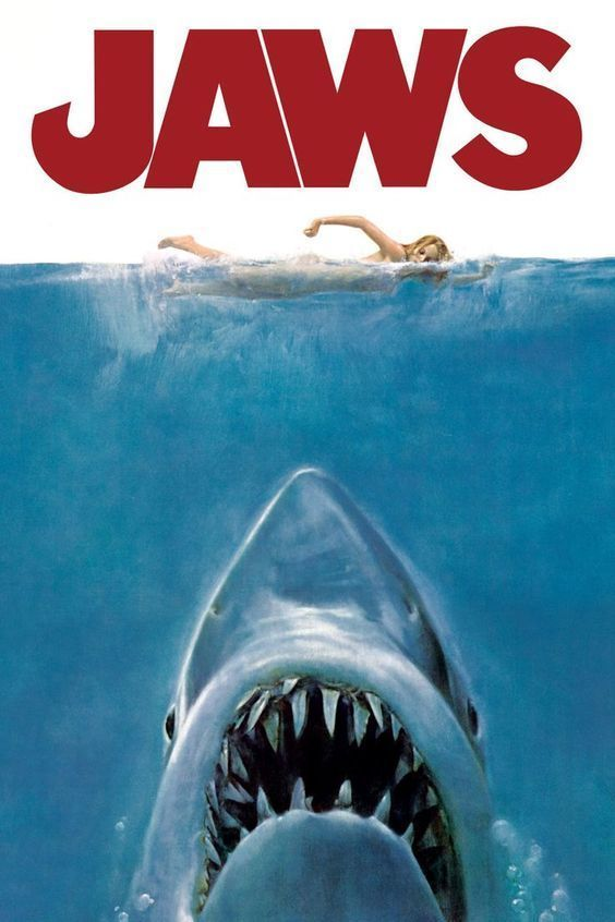 Jaws Movie Poster Statue In 2020 Scary Movies Classic Movie Posters Vintage Movies