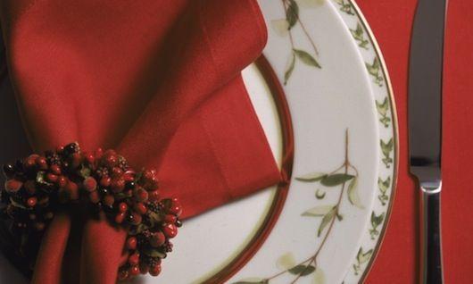 Uma mesa de Natal linda! » ListaPerfeita