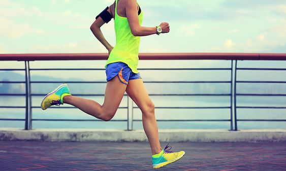 Don't stress about your running pace.
