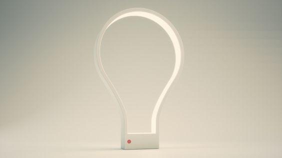 bulb1 Innovative Bulb Light by M Parsons