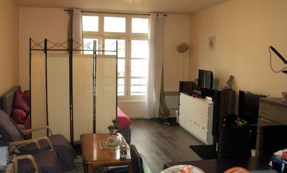 Vente appartement à Bordeaux, quartier Sainte Catherine.
