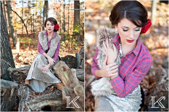 Leslie Kerrigan Photography Holiday Sparkle Concept Shoot | Seniorologie