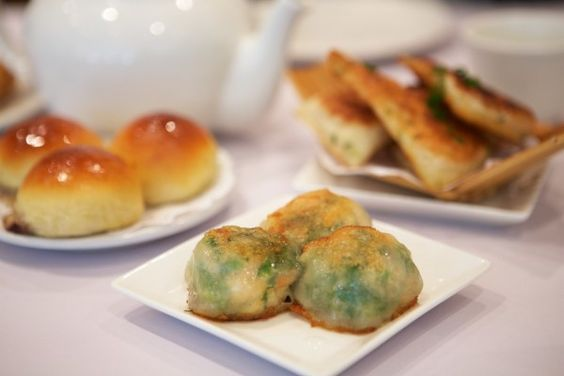 Chinatown has no shortage of delicious food! For authentic, tasty dim sum, try City View Restaurant.