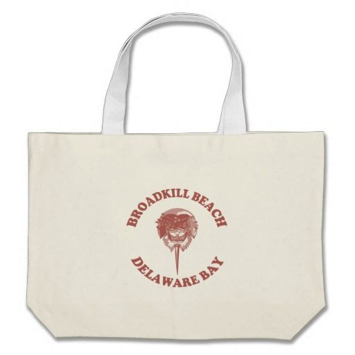 Broadkill Beach DE. Canvas Bag