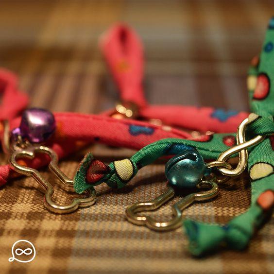 Adjustable Dog Collar Bell. #tufatufa