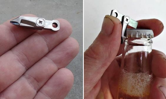 The Multi-Tool That Fits on a Zipper