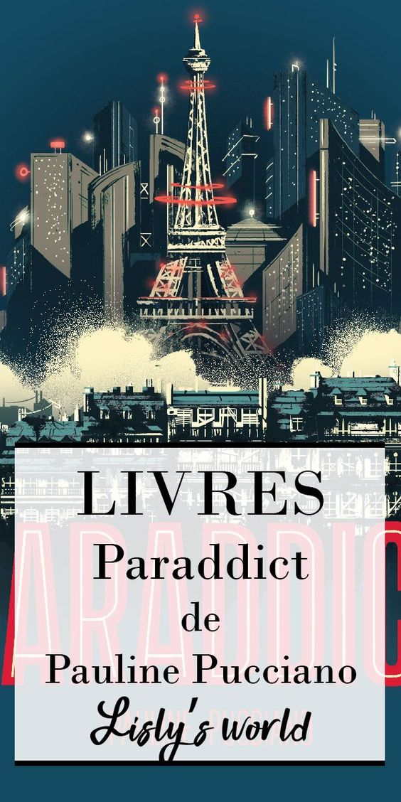 Paraddict de Pauline Pucciano